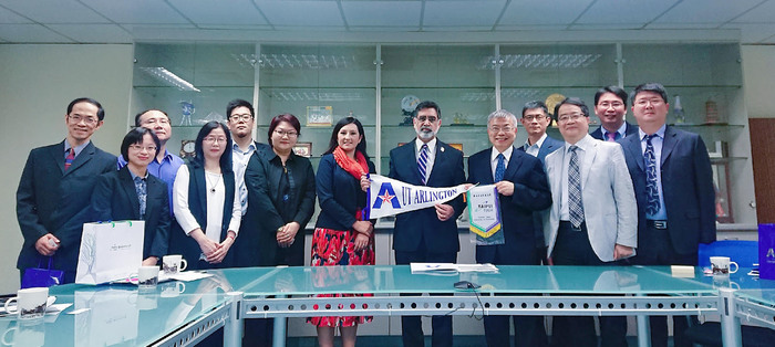 Taipei Tech Partners with UTA in Launching AI and Big Data International Dual-degree Program