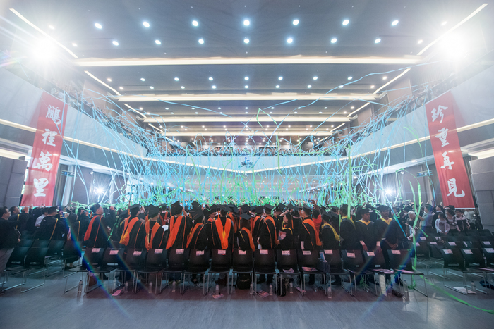 Taipei Tech Commencement 2019