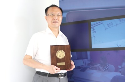 ASCE T.Y. Lin Award winner at Taipei Tech